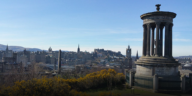 i love edinburgh