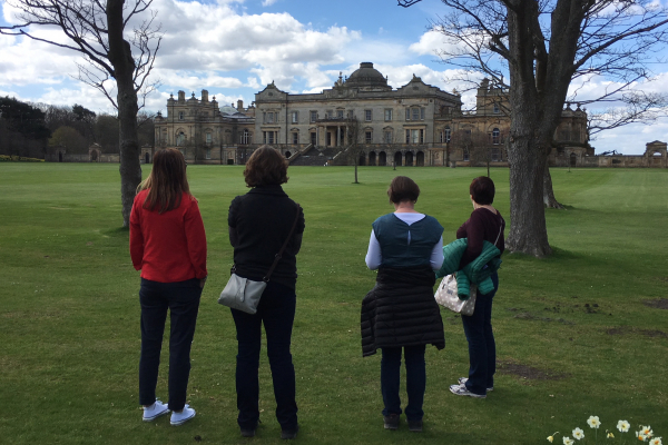 stately home private day tour from edinburgh