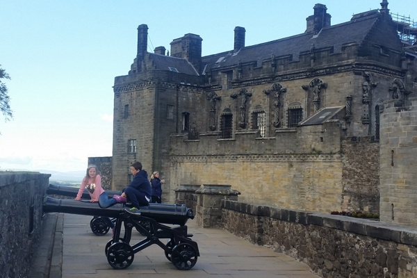 family friendly private day tour from edinburgh
