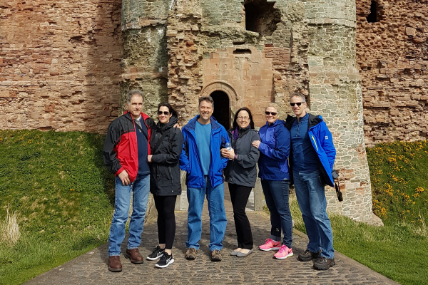 castles private day tour from edinburgh
