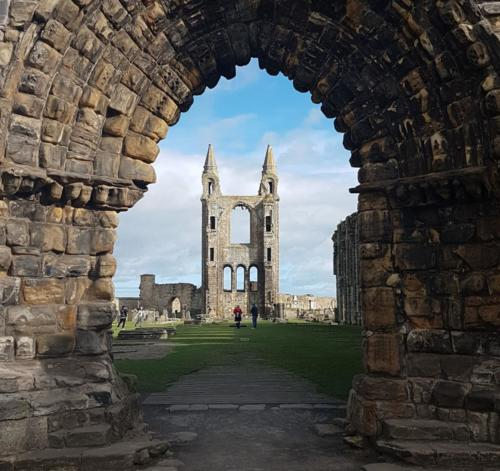 St Andrews Tour from Edinburgh
