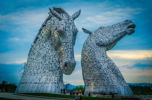 Kelpies Tour